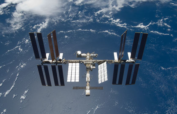 国际太空站(International Space Station) Mar 25, 2009