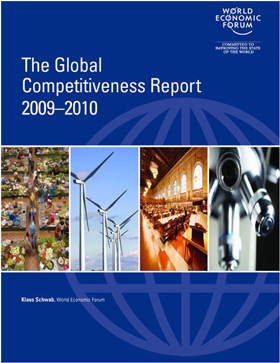 全球竞争力报告2009-2010, The Global Competitiveness Report 2009-2010