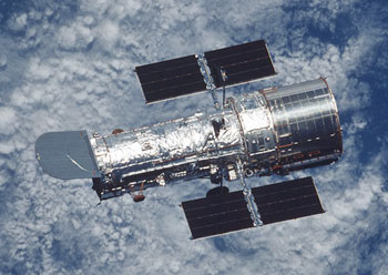 Hubble Space Telescope 哈勃太空望远镜