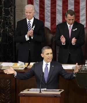 President Obama's 2011 The State Of Union