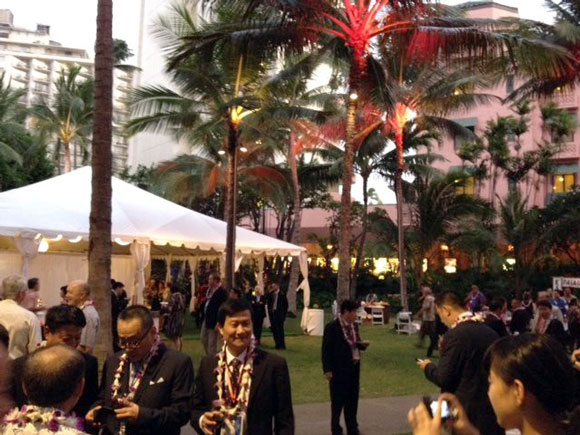 APEC 2011 Hawaii - Welcome - 1