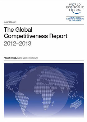 2012-2013全球競爭力報告 - 2012-2013 Global Competitiveness Report