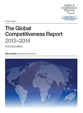 2013-2014年全球競爭力報告 - Global Competitiveness Report 2013-2014