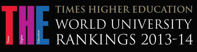 泰晤士高等教育世界大学排名2013-2014 - THE 2013-2014 World University Rankings