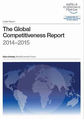 2014-2015全球競爭力報告 - The Global Competitiveness Report 2014-2015