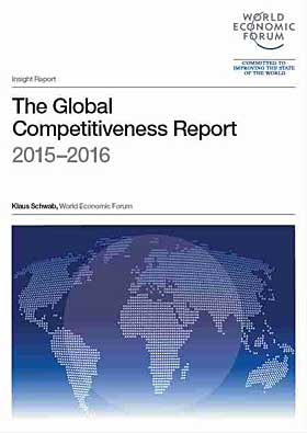 2015-2016全球競爭力報告(The Global Competitiveness Report 2015-2016)